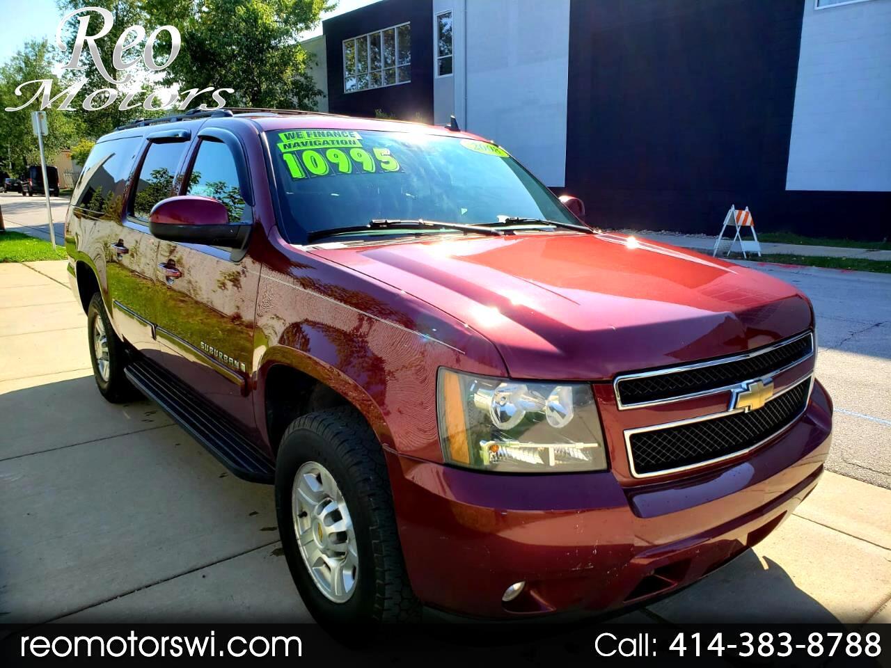 2008 Chevrolet Suburban 4WD