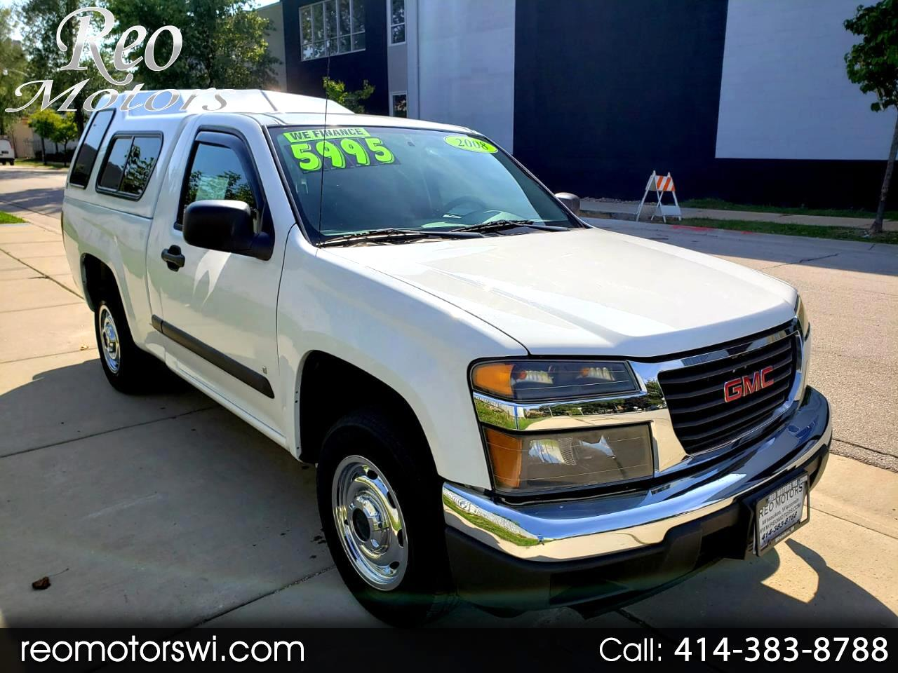 2008 GMC Canyon 2WD