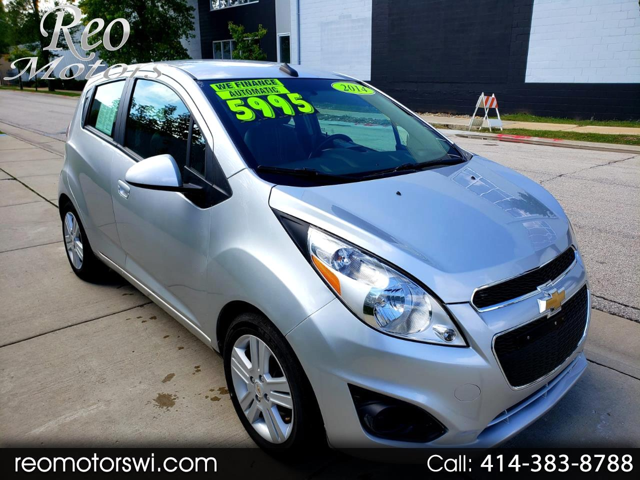 2014 Chevrolet Spark A/T