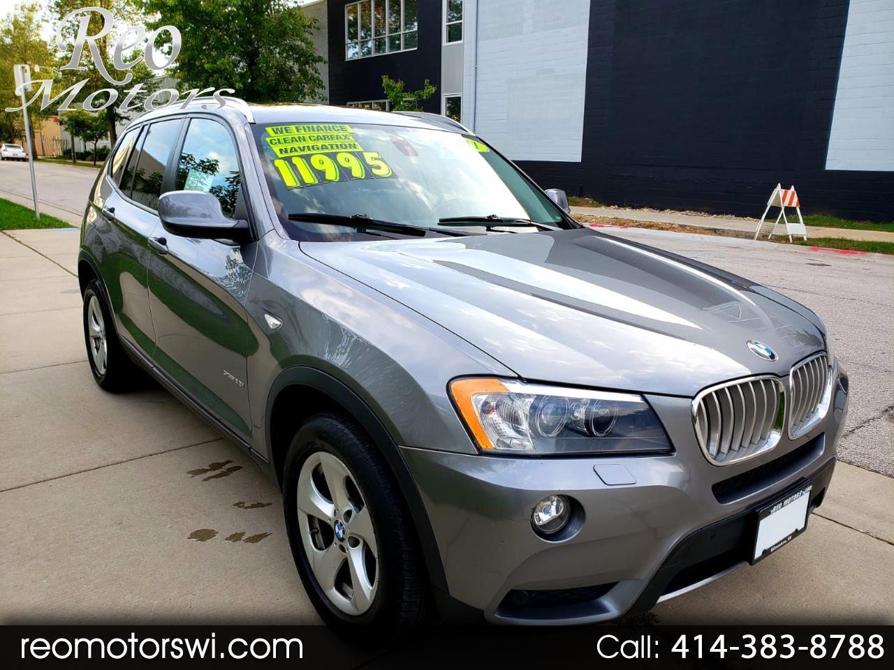 BMW X3 xDrive28i 2011