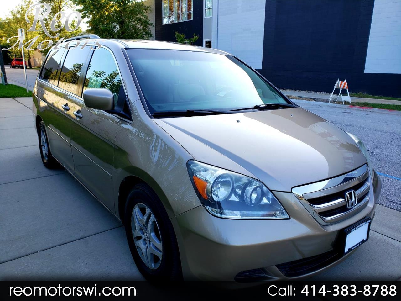 2006 Honda Odyssey FWD