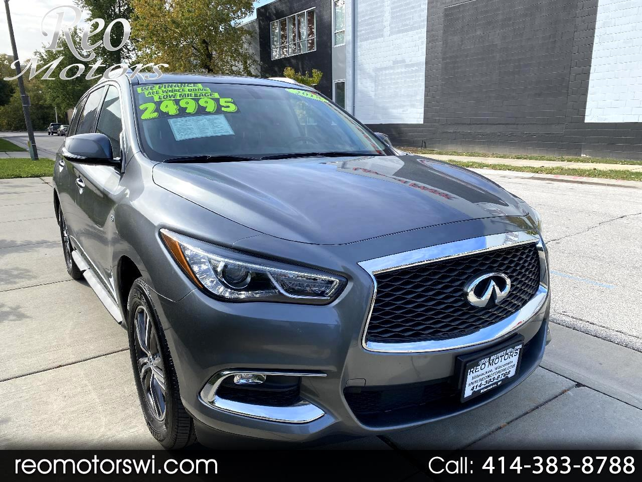 Infiniti QX60 Base AWD 2018