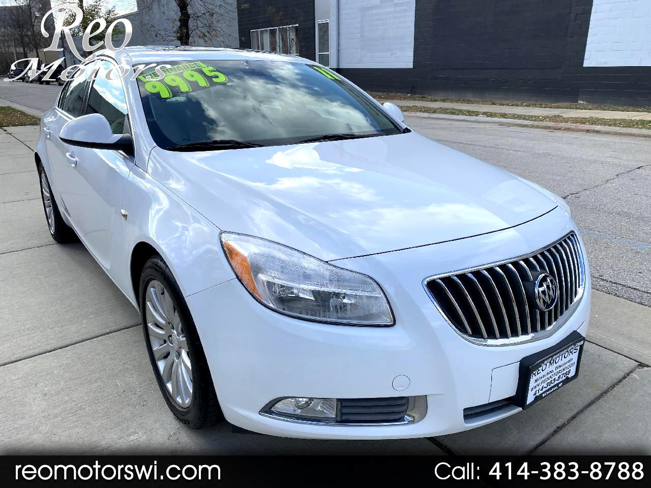 Buick Regal CXL - 4XL 2011