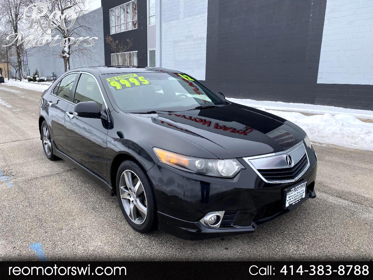 Acura TSX Special Edition 2012