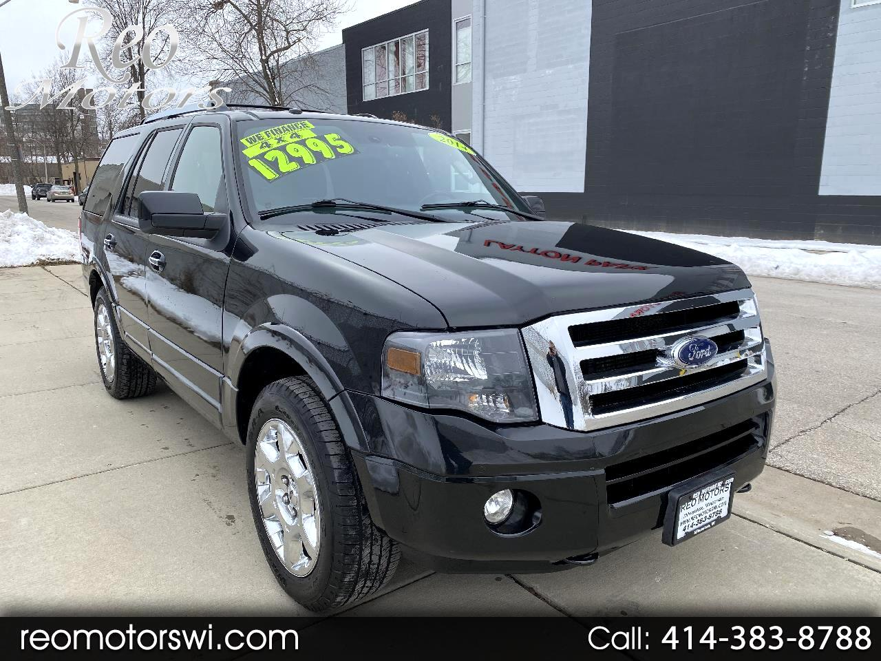 Ford Expedition Limited 4WD 2014