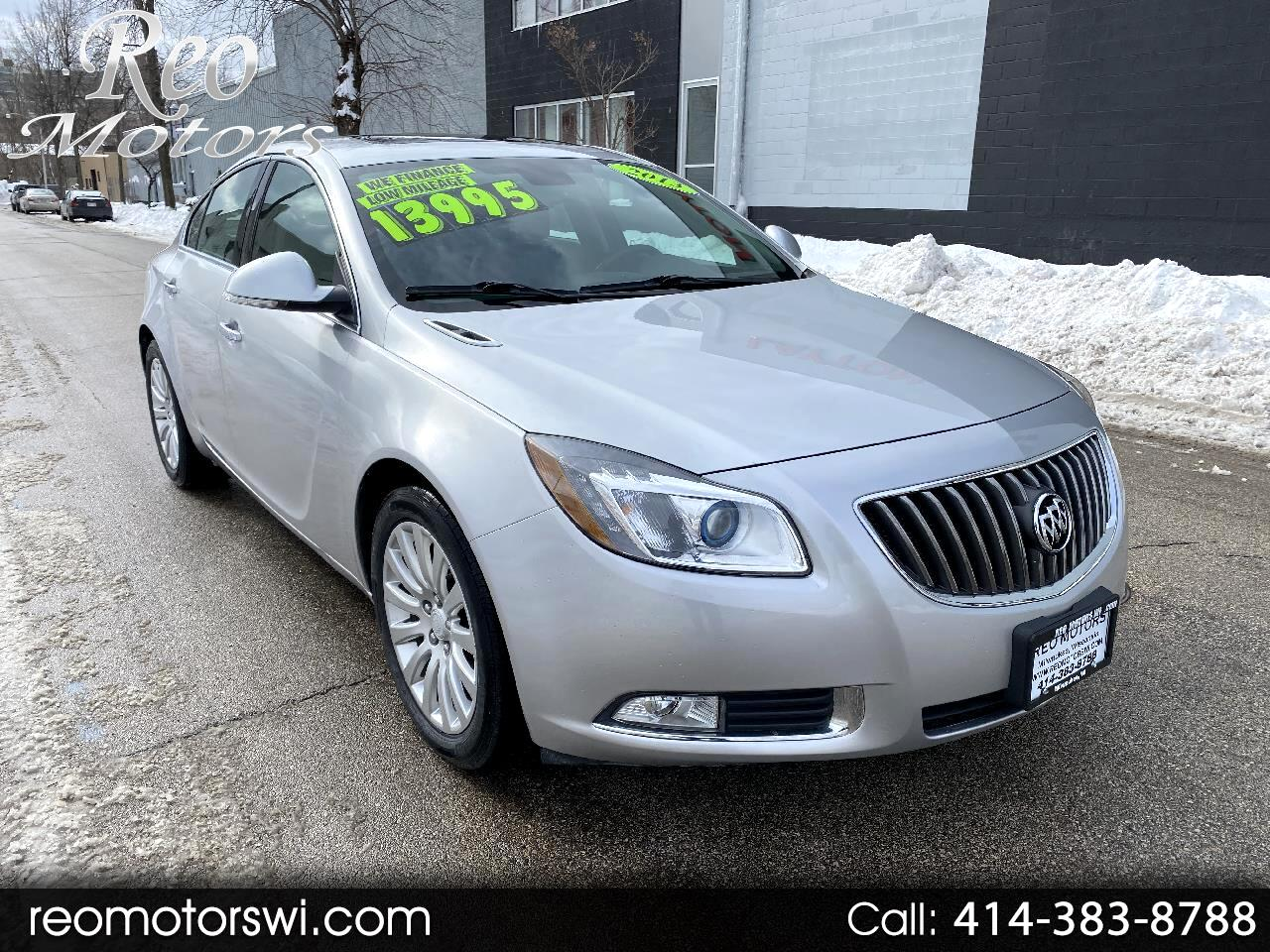 Buick Regal Turbo Premium 2 2013