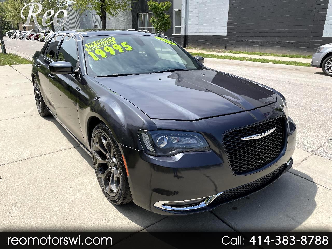 Chrysler 300 S V6 RWD 2016