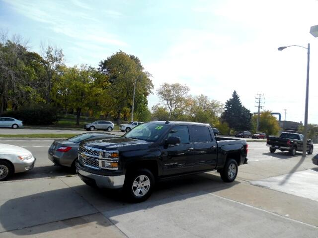 2015 Chevrolet Silverado 1500 Crew Cab Long Box 4WD