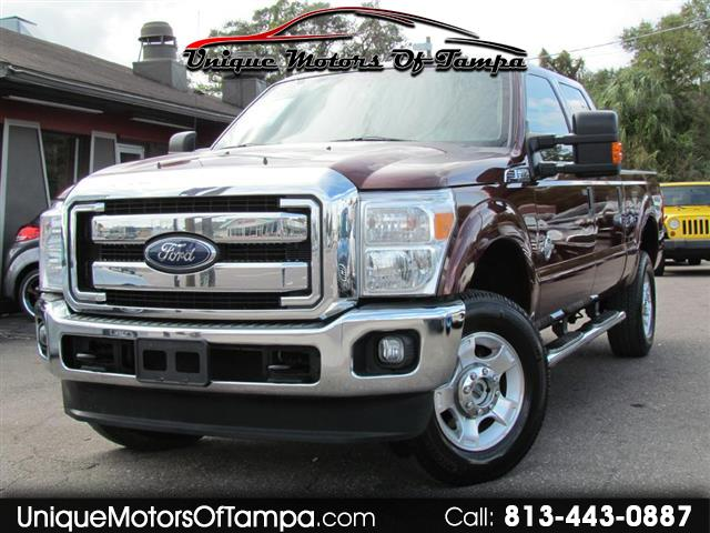 2015 Ford F350 King Ranch Crew Cab 4WD