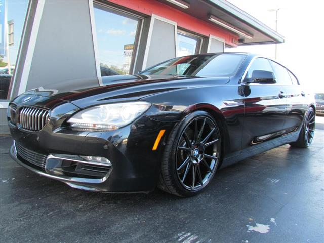 2013 BMW 650 650i Grand Coupe