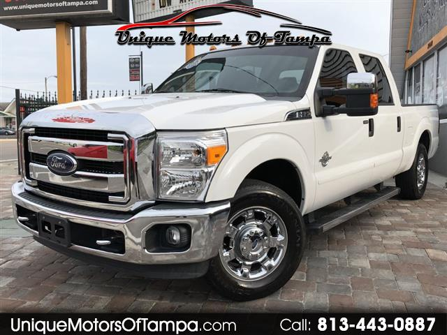 2016 Ford F350 King Ranch Crew Cab Long Bed 2WD