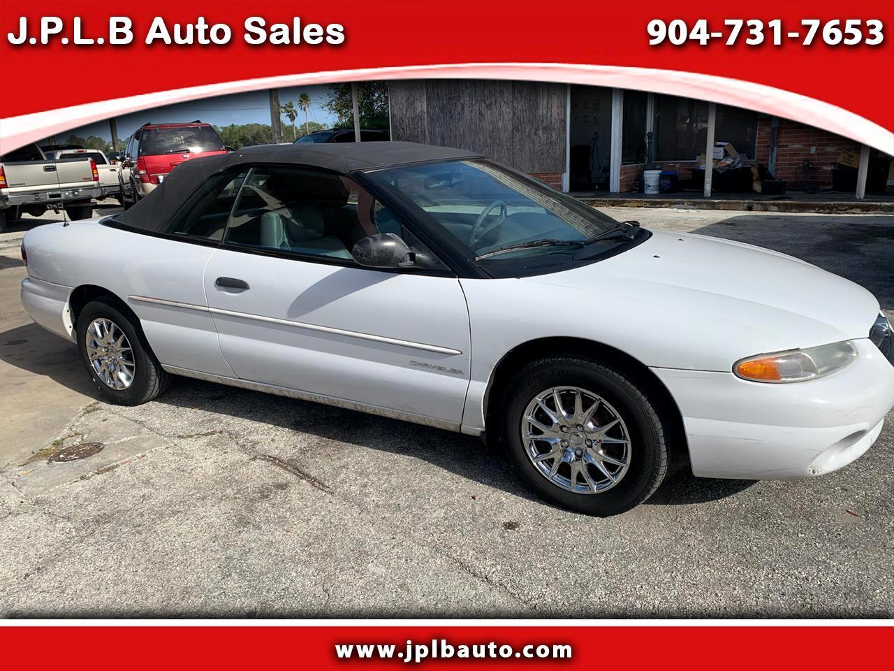 Chrysler Sebring JX 1997