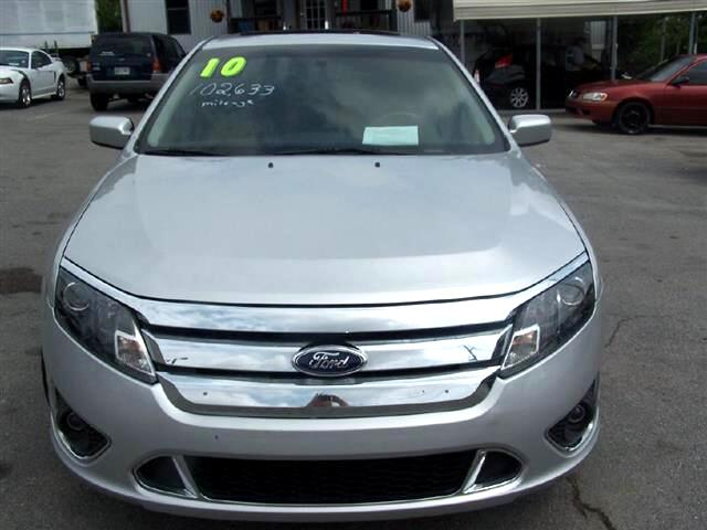 2010 Ford Fusion V6 Sport FWD