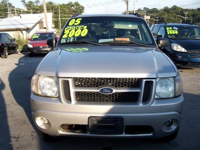 2005 Ford Explorer Sport Trac Adrenalin 4WD