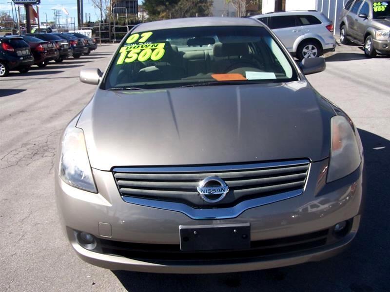 2007 Nissan Altima 2.5