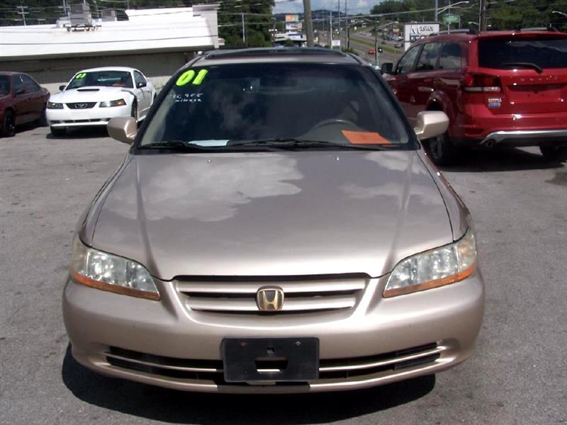 2001 Honda Accord EX V6 sedan