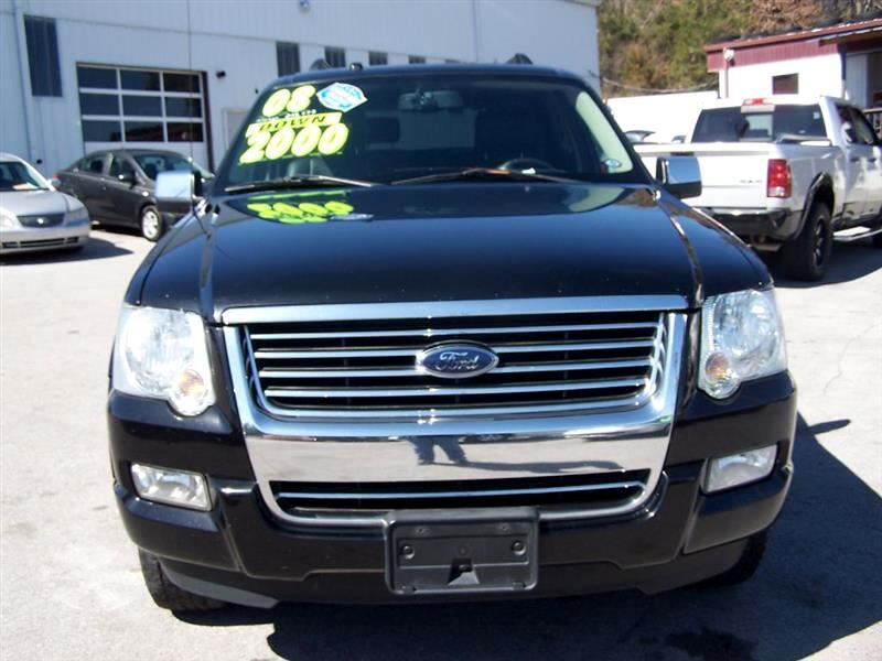 2008 Ford Explorer Limited 4.6L 2WD