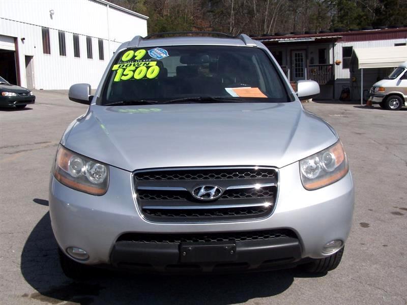 2009 Hyundai Santa Fe SE AWD