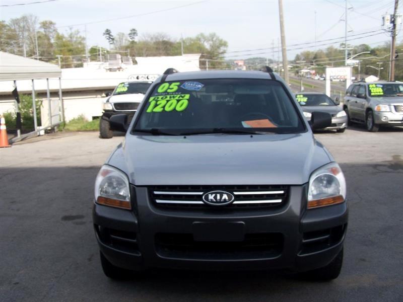 2005 Kia Sportage LX 2WD