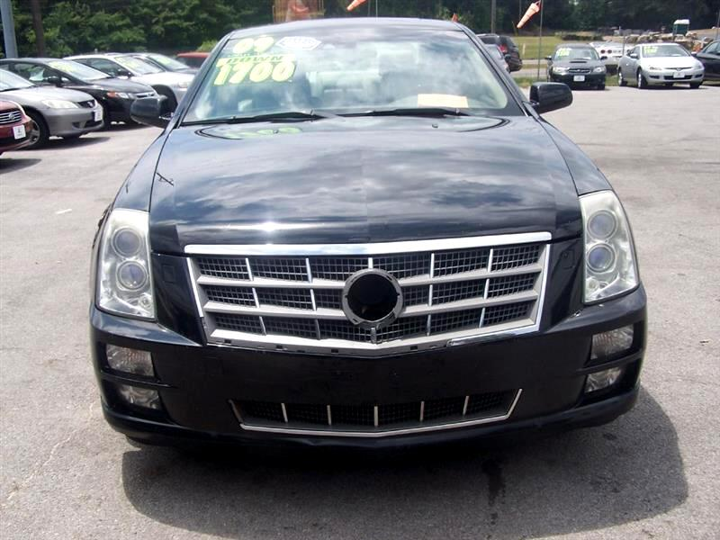 2009 Cadillac STS V8 Premium Luxury Performance AWD