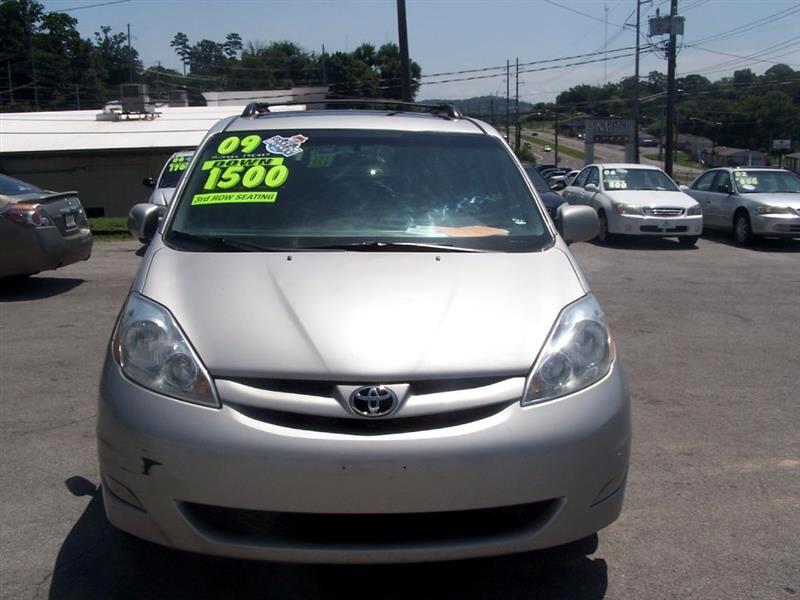 2009 Toyota Sienna XLE FWD