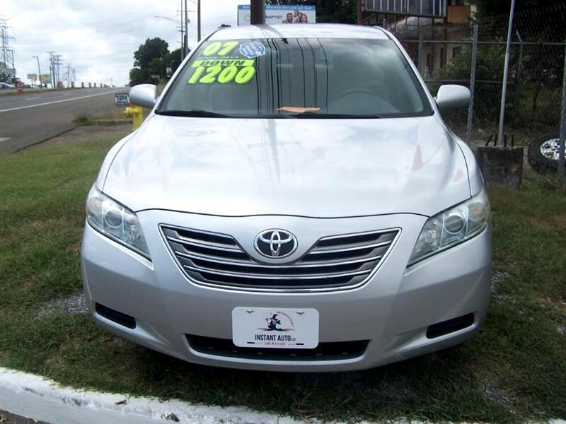 2007 Toyota Camry Hybrid Sedan