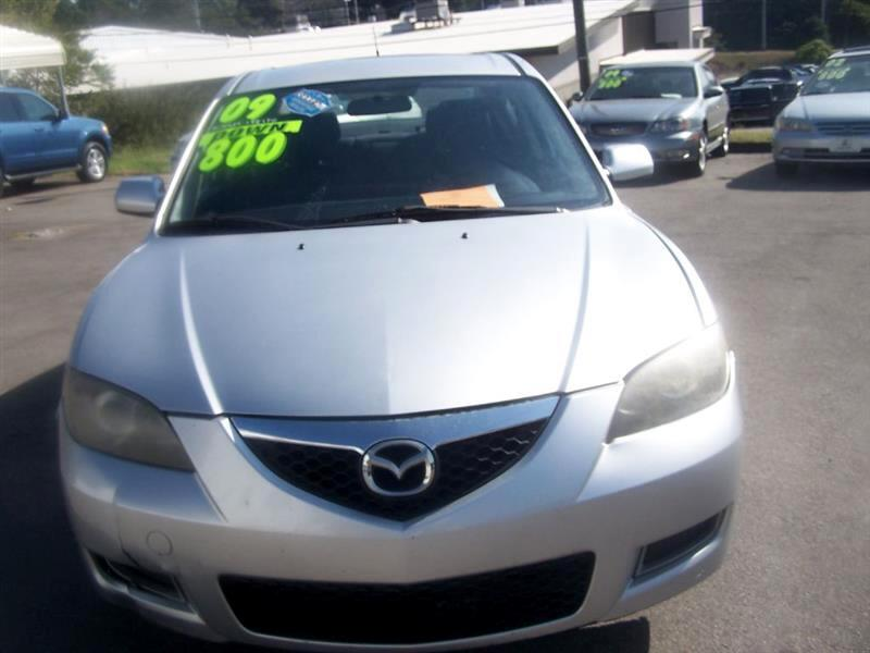 2009 Mazda MAZDA3 i Sport 4-Door