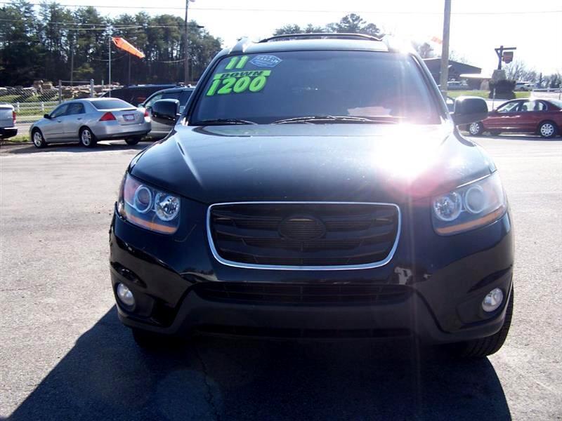 Hyundai Santa Fe SE 3.5 FWD 2011