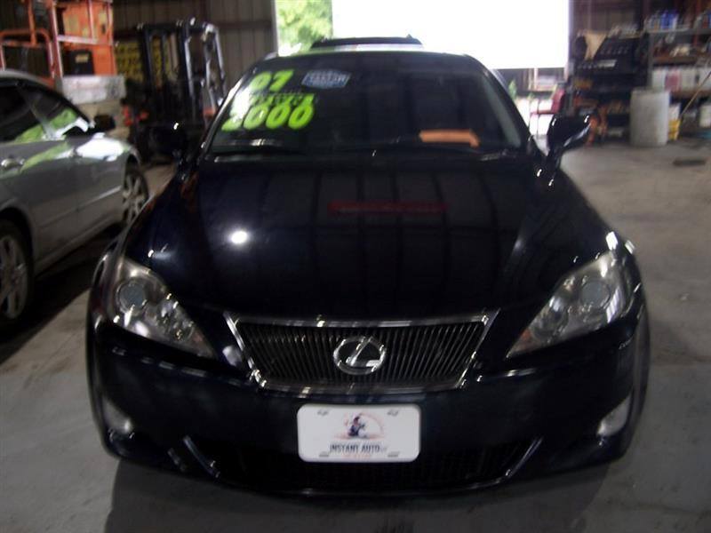Lexus IS IS 250 AWD 2007