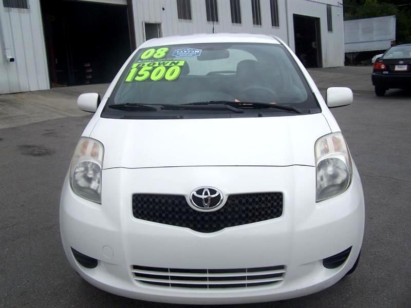 Toyota Yaris Liftback 2008