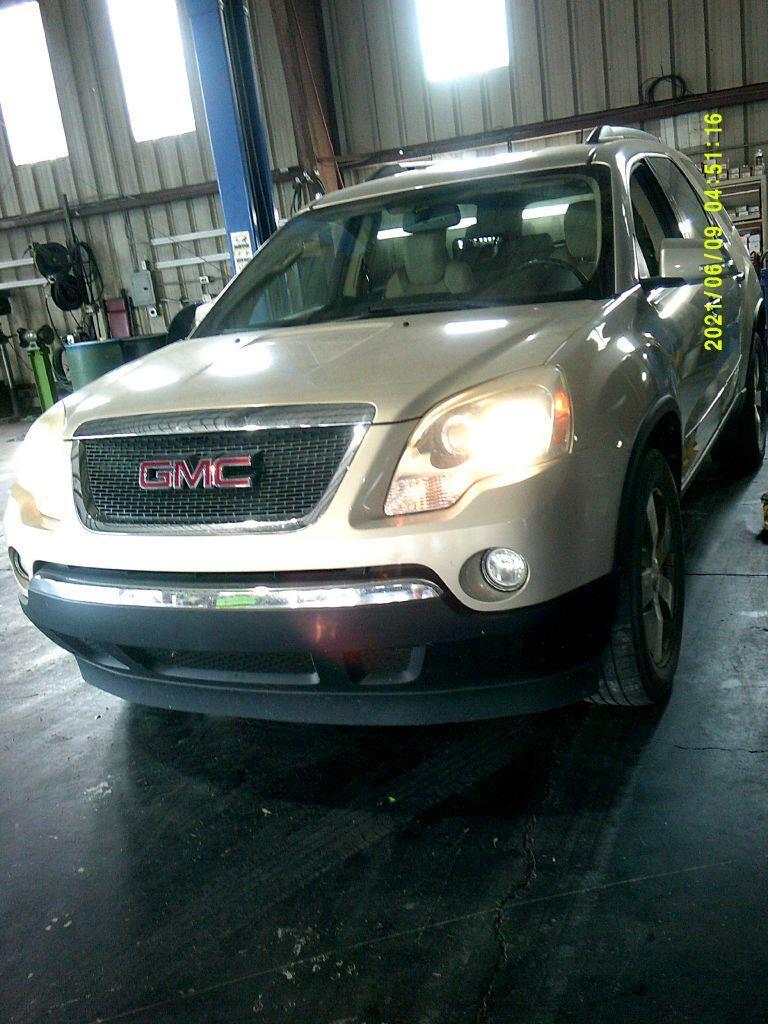 GMC Acadia SLT-1 FWD 2012