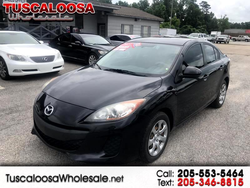 2013 Mazda Mazda3 Sedan