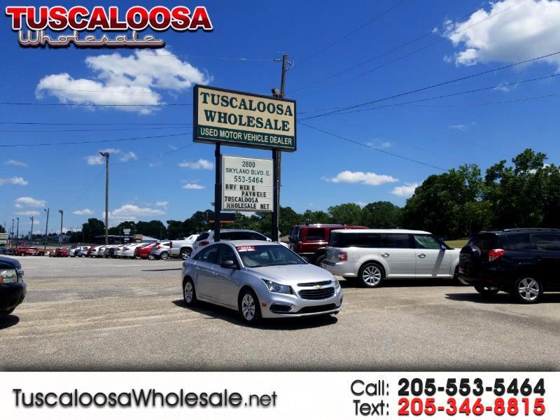 Chevrolet Cruze LS Auto 2015
