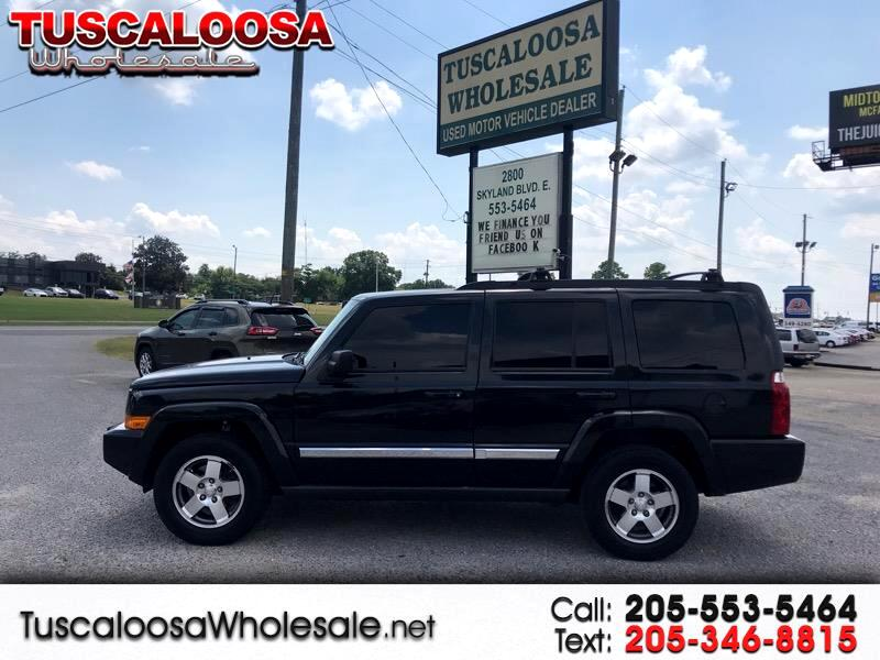 2010 Jeep Commander 2WD 4dr Sport