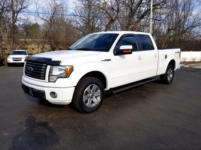 2010 Ford F-150 FX2 SuperCrew 6.5-ft. Bed 2WD