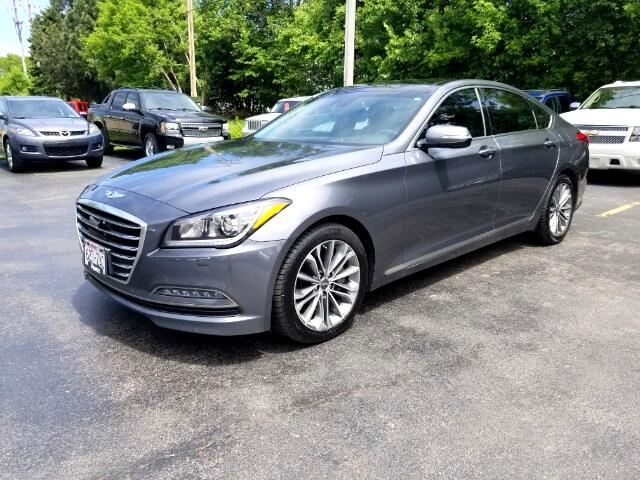 2015 Hyundai Genesis Ultimate AWD