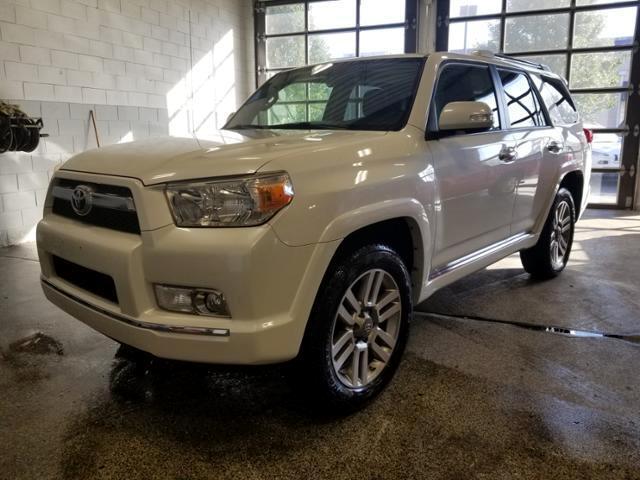 2013 Toyota 4Runner Limited 4WD V6