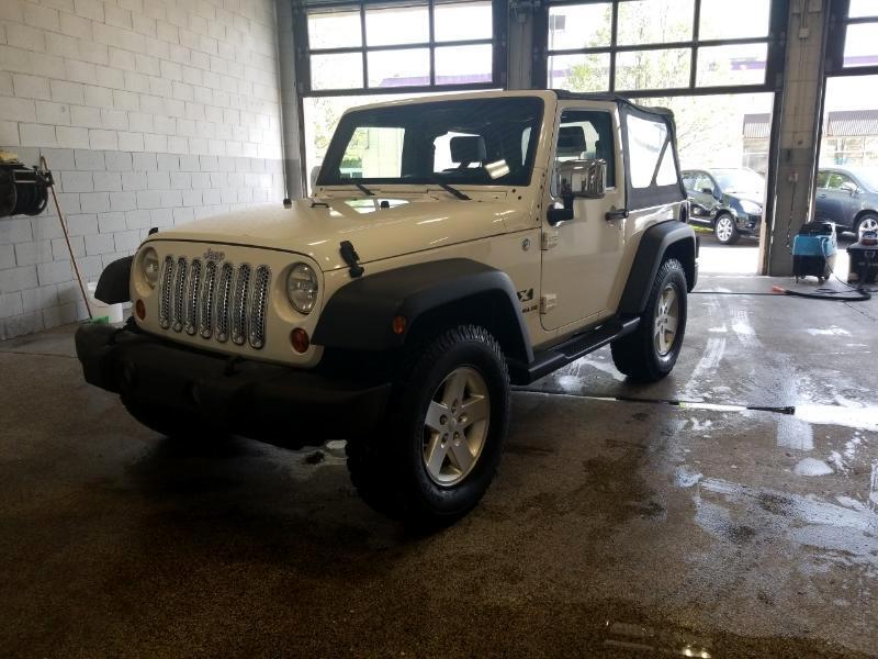 2009 Jeep Wrangler 2dr X
