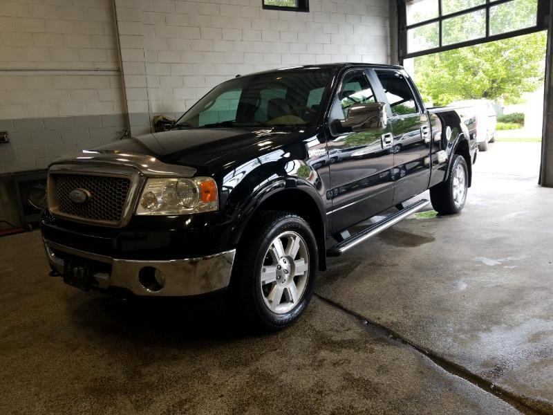 2008 Ford F-150 Lariat SuperCrew 6.5-ft. Bed 4WD