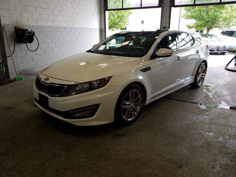 2013 Kia Optima 4dr Sdn SXL Turbo