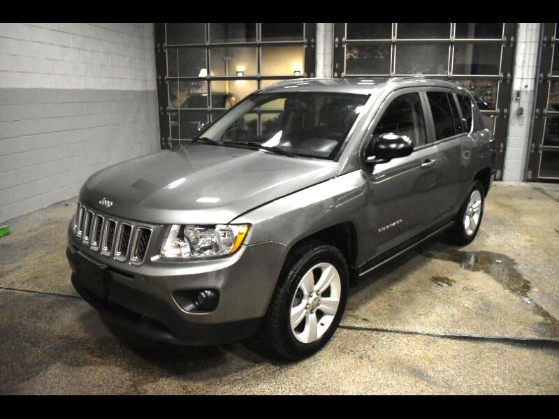 Jeep Compass 4WD 2013