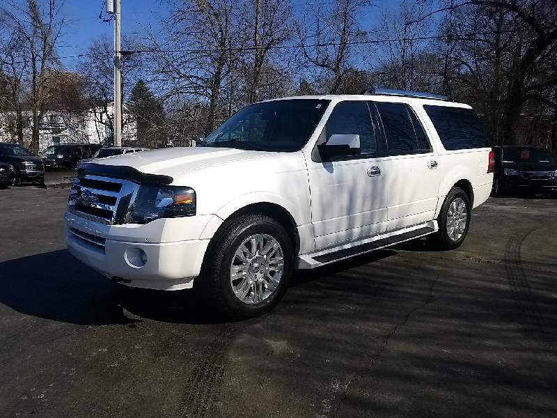 Ford Expedition EL Limited 4WD 2013