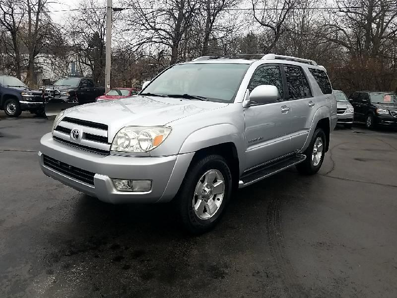 Toyota 4Runner Limited 4WD 2003