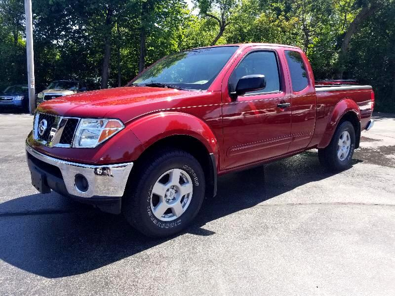 Nissan Frontier SE King Cab 4WD 2008