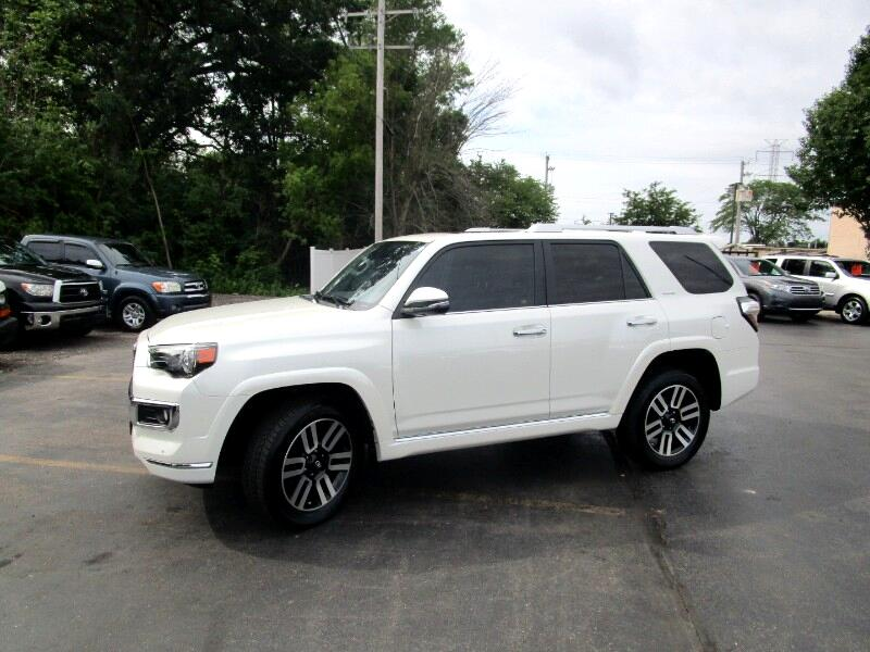 Toyota 4Runner Limited 4WD 2020