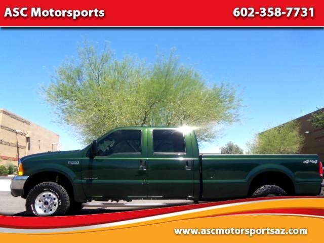 2000 Ford F-250 SD XLT Crew Cab Long Bed 4WD