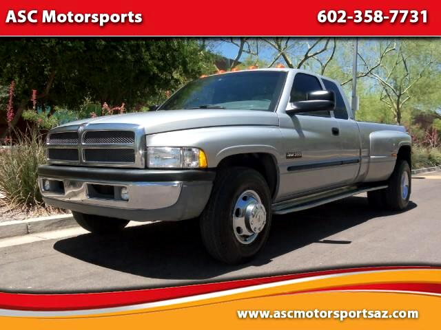 2000 Dodge Ram 3500 Quad Cab Long Bed 2WD