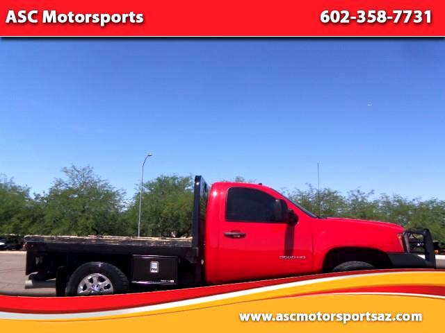 2014 GMC Sierra 3500HD SLE Long Box 4WD