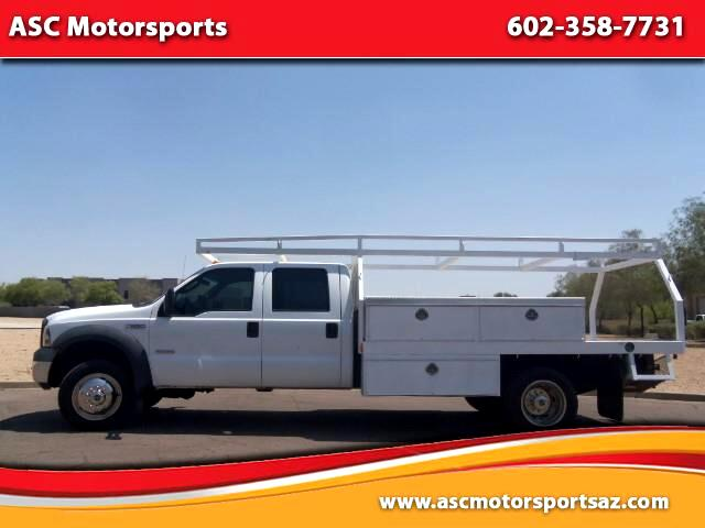 2006 Ford F-450 SD Crew Cab 2WD DRW
