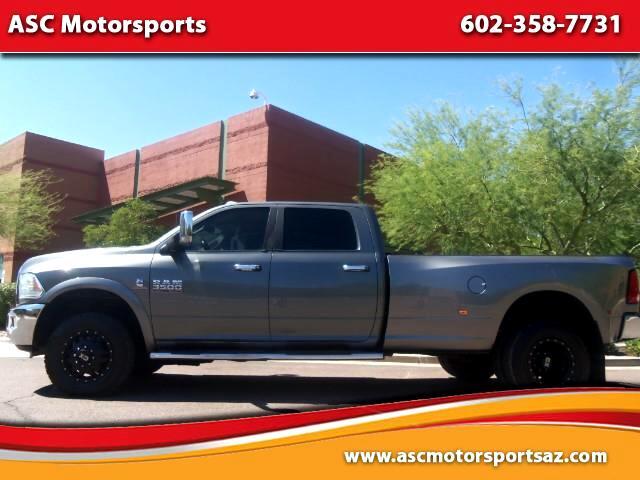 2013 RAM 3500 Laramie Crew Cab LWB 4WD DRW